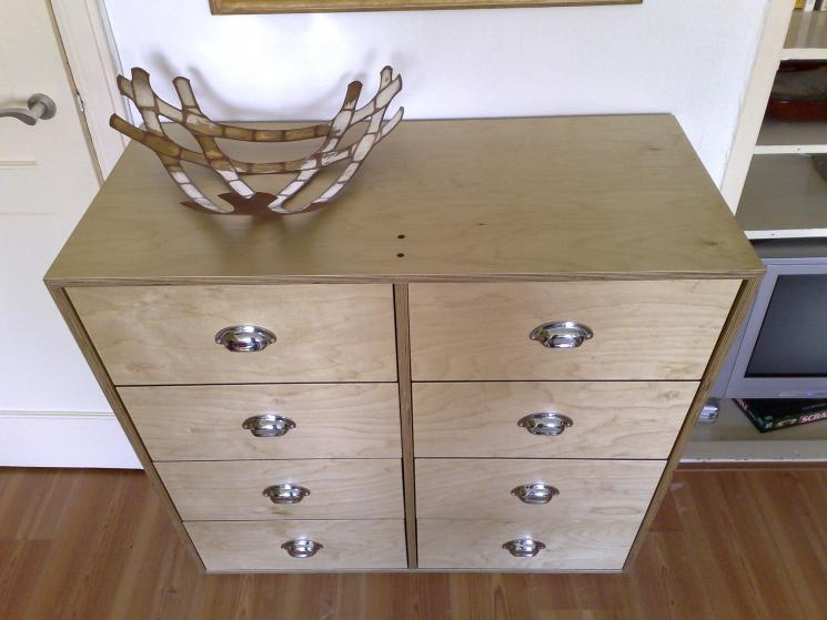 Commode Berken Multiplex