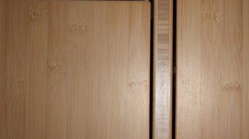 Bamboe Keukenblok, Inbouw keuken, maatwerk, amsterdam